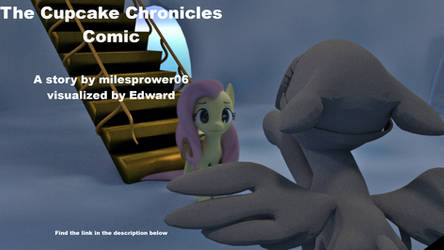 The Cupcake Chronicles Comic Chapter 1.3 by Edward256