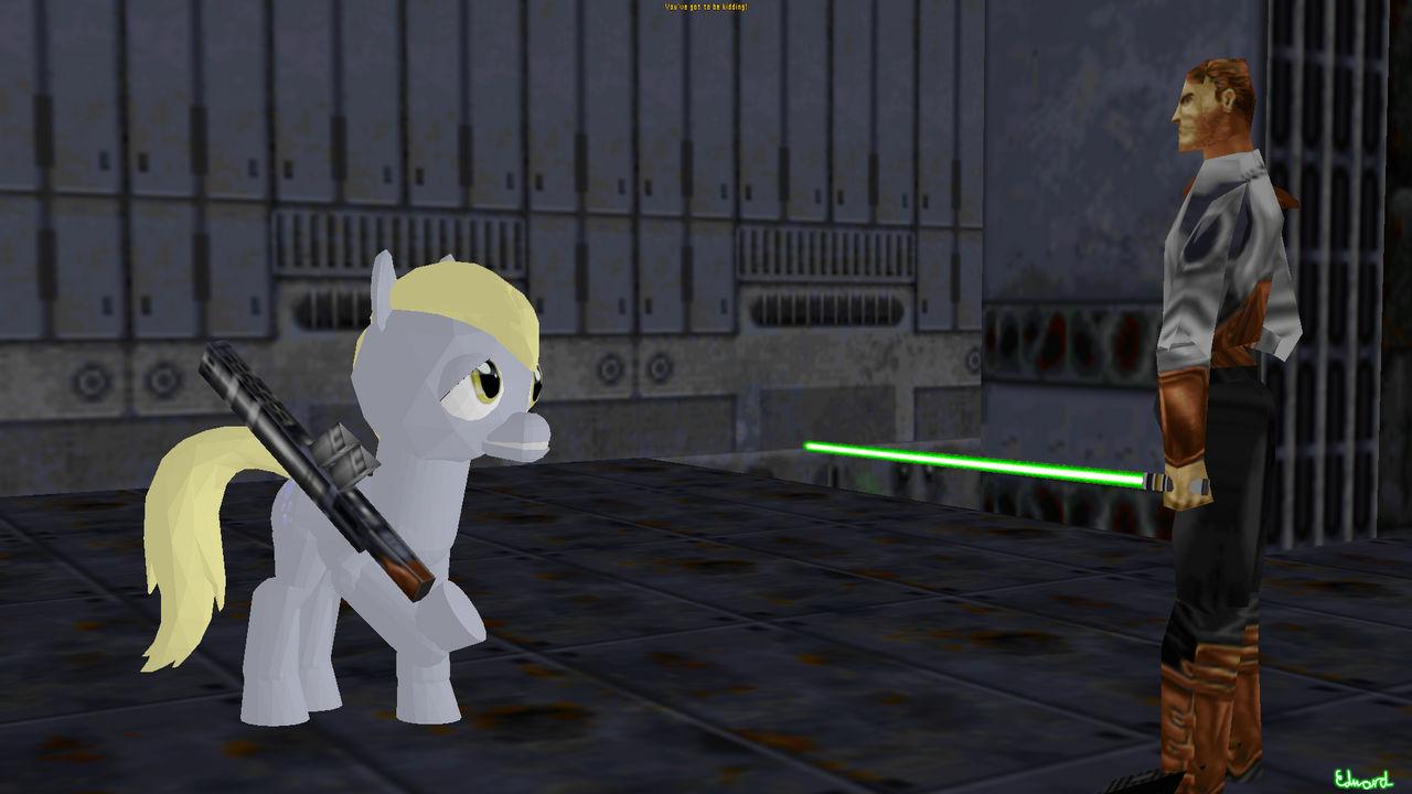 Jedi Knight: Derp Forces II