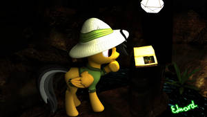 Daring Do and the Mysterious Quest of Ages