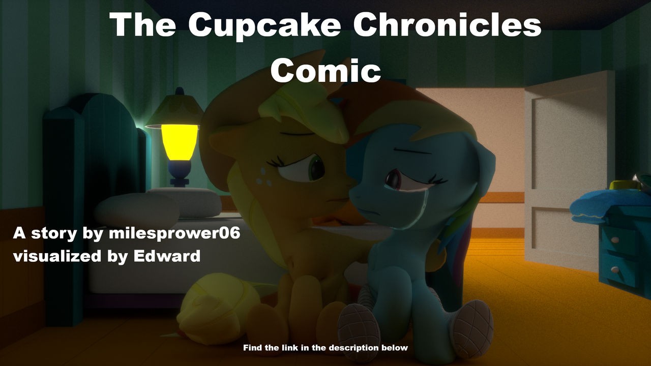The Cupcake Chronicles Comic Chapter 2.1