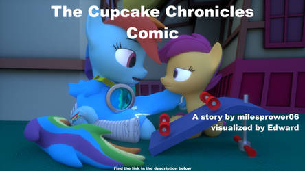 The Cupcake Chronicles Comic Chapter 2.2