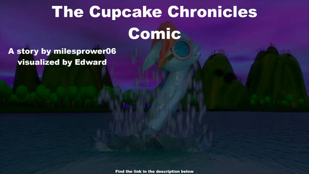 The Cupcake Chronicles Comic Chapter 2.3