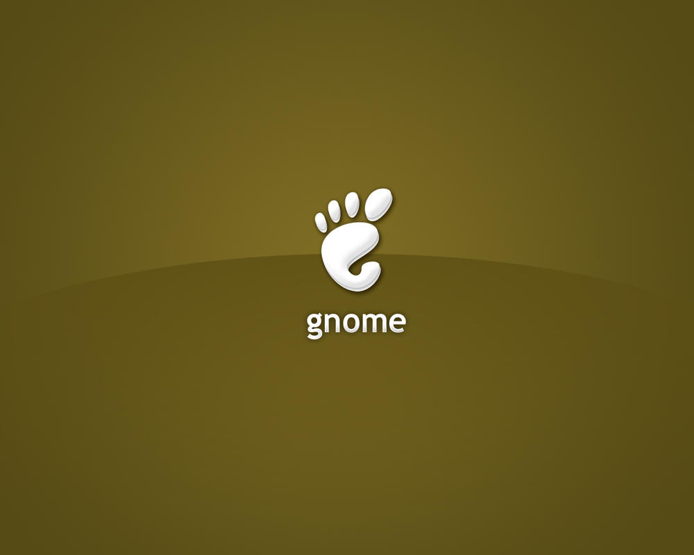 Simple Gnome Wallpaper Ubuntu by fibermarupok