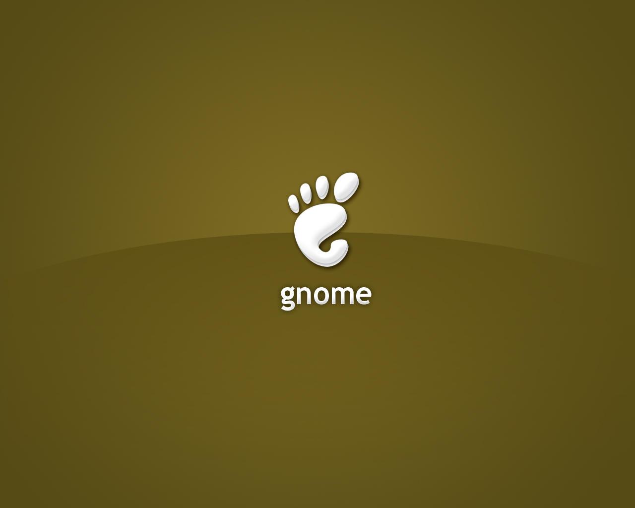Simple Gnome Wallpaper Ubuntu by fibermarupok