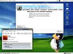 hoary and xorg desktop