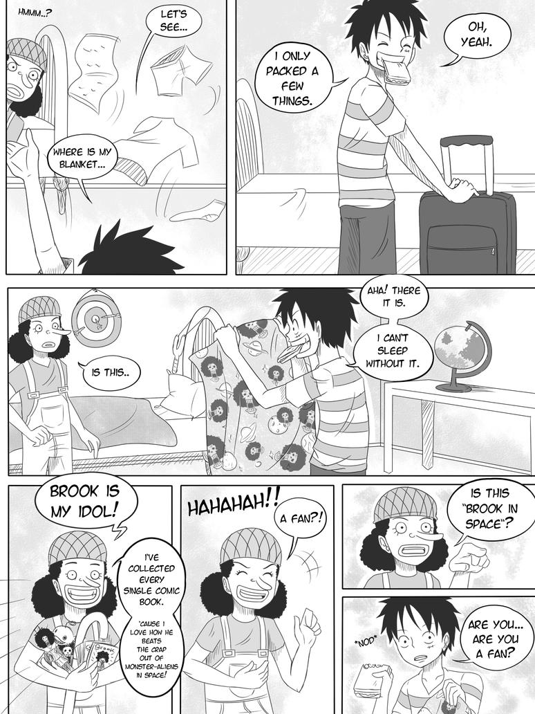 One Piece Yaoi