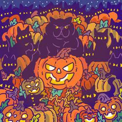 Pumpkin the Cat