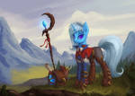 Trixie the Wandering Wizard