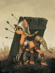 Siege Applejack
