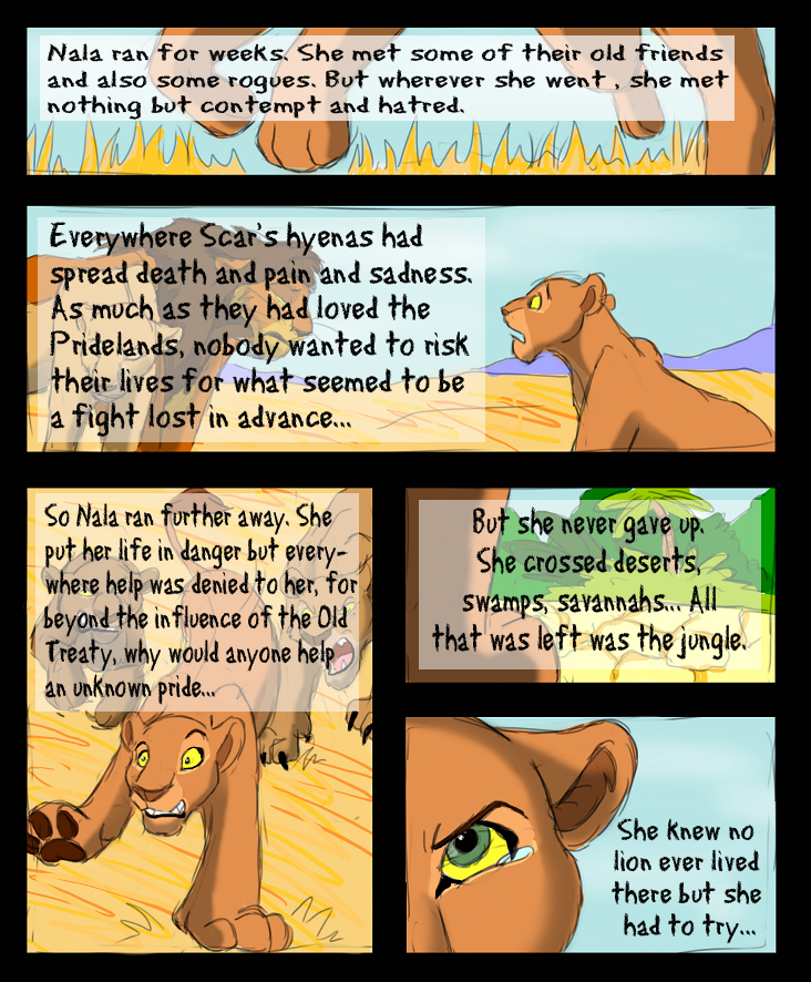 Missing Pieces Page 139 by AudreyCosmo13