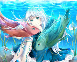 Ocean Keeper by Ruurin
