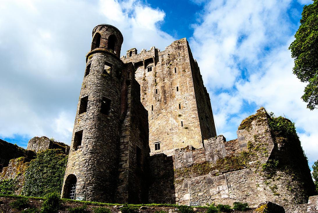 Blarney castle by mickeybob00