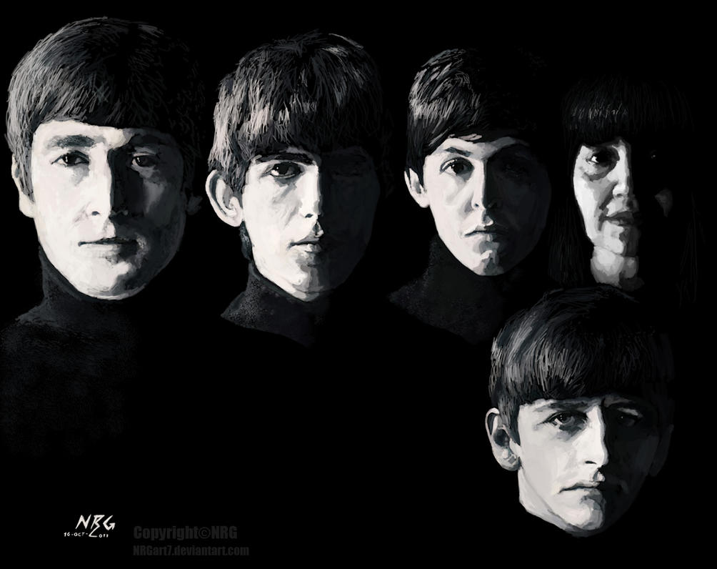 The Fifth Beatle by NRGart7 on DeviantArt