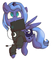 Tablet Woona by lunechapaillini