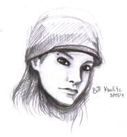 Drawing Bill 7 by rivyinrivendell