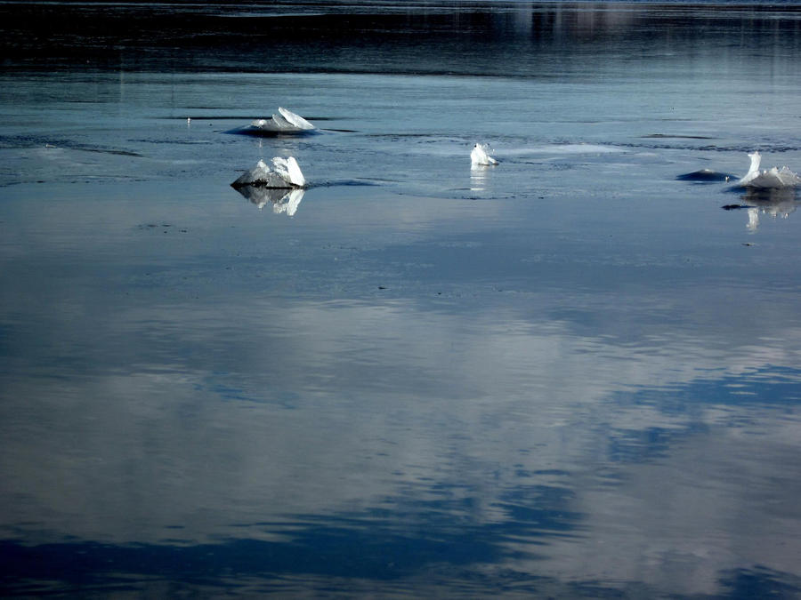 reflect by AUMAKUA23
