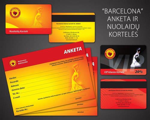 Barcelona paketas