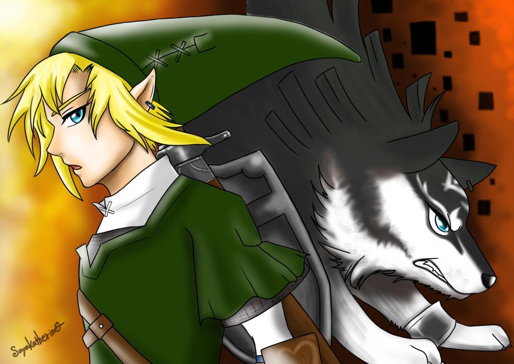 Zelda Twilight Princess Fan Art By Sayakatherine On Deviantart