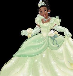 Princess Tiana PNG by biljanatodorovic