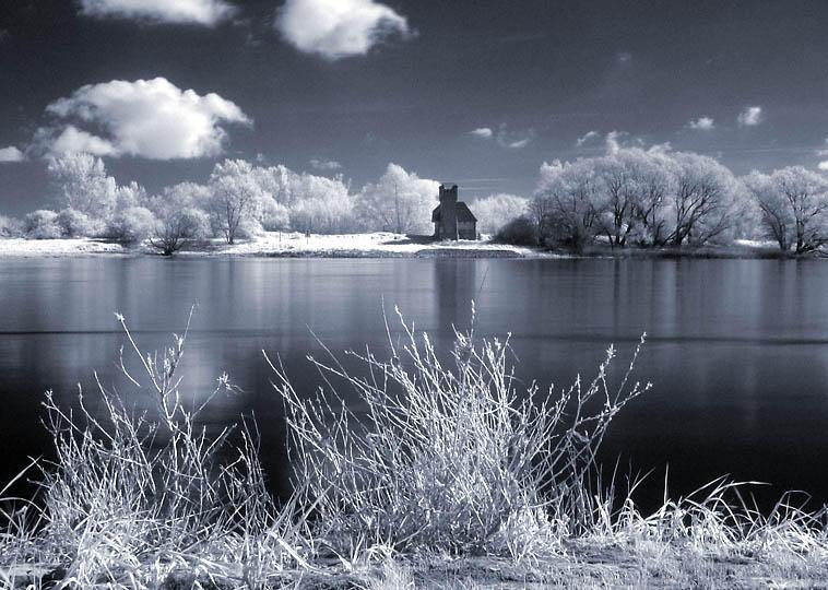 Infrared Landscape by knechtrootrecht