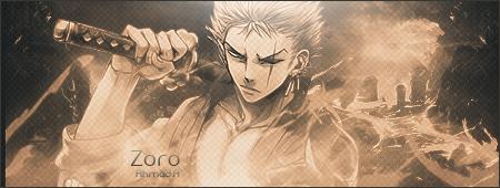 Zoro by AHMADESS
