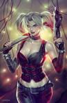 Harley Quinn Badass