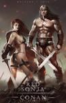 Conan and Sonja