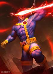 Cyclops by alex-malveda