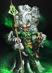 Loki by alex-malveda