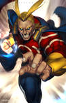 All Might (My Hero Acedemia)