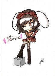 Gaia comission: Allyna
