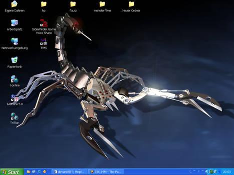 Beos desktop