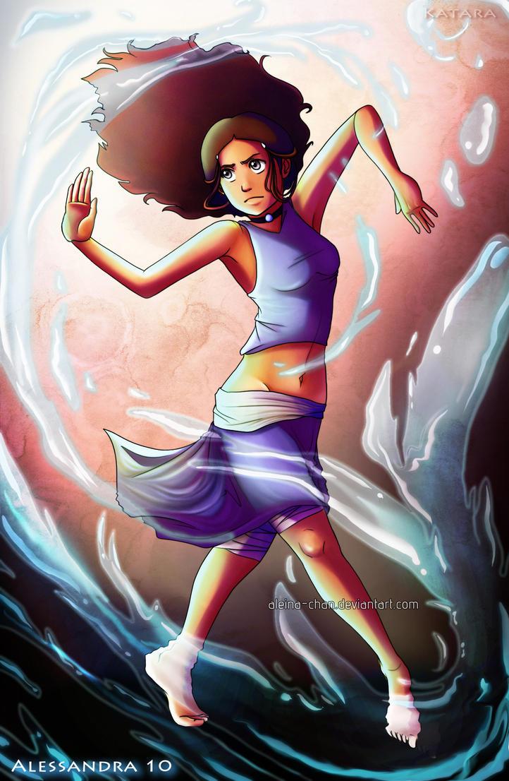 Katara by Aleccha