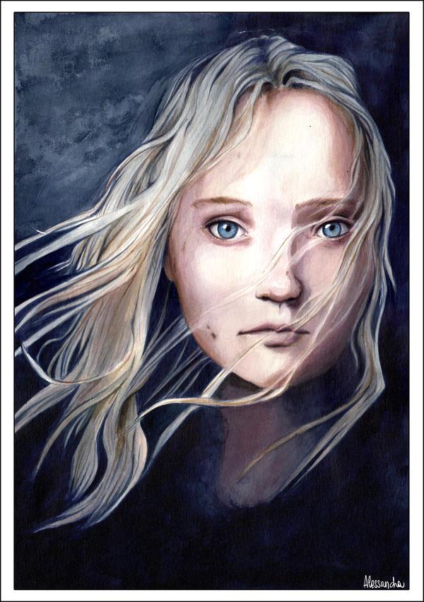 Cosette by Aleccha