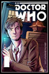 Doctor Who (fake) Comic Cover! by Aleccha
