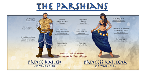 Commission 1/3 - Parshians
