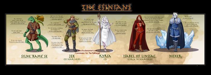 Commission 3/3 - Esinians