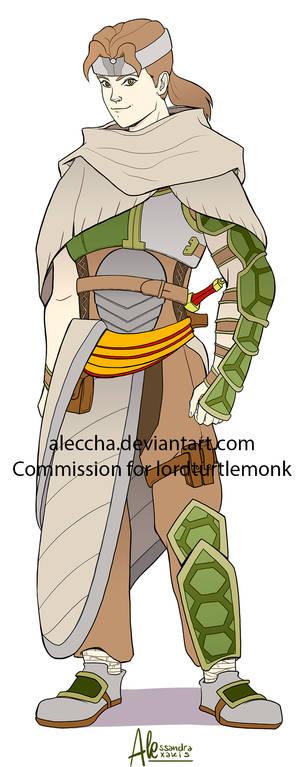 Commission - Lordturtlemonk