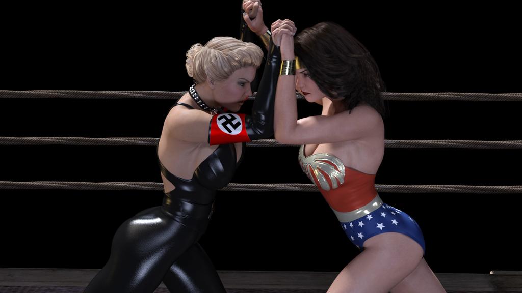 Naughty girls getting otk spanked
