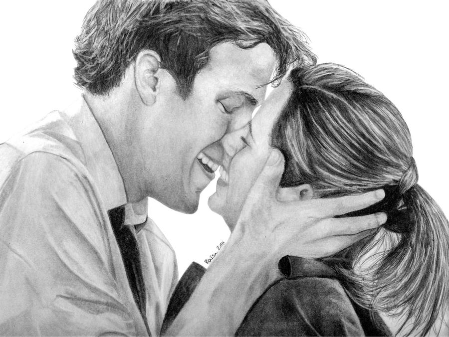 The Office Jim And Pam By Desperate Endeavor