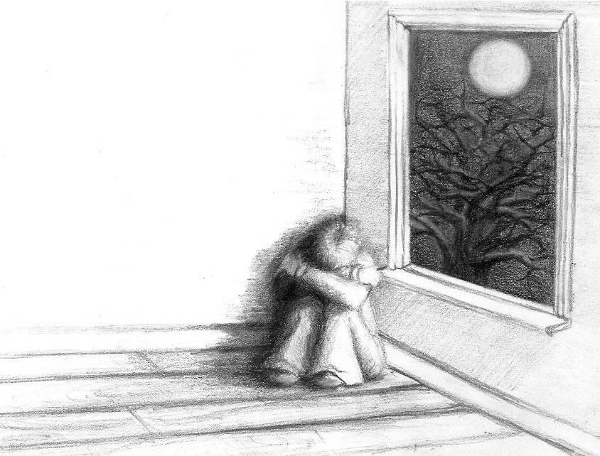 alone by babejoe13