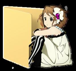Yui Folder Icon [K-ON]