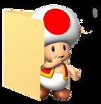 Power UP Folder Icon [Mario] by Hinatka3991
