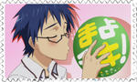 Sakamachi Kinjirou Big Stamp [Mayo Chiki] by Hinatka3991