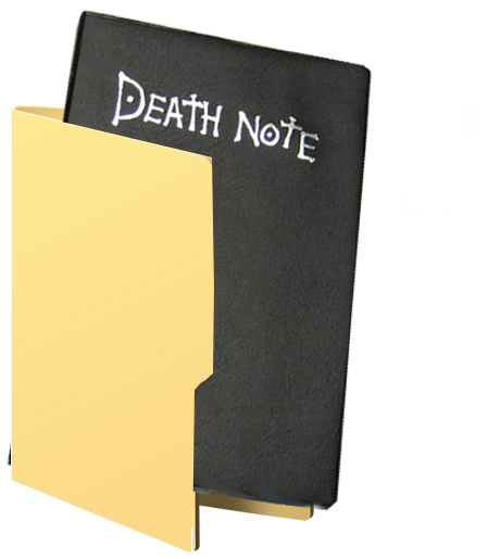 Death Note by Hinatka3991