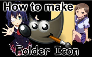 How To Make Anime Folder Icon