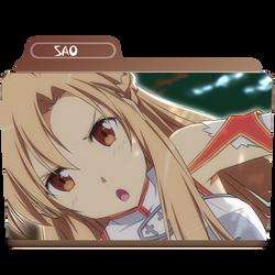 Asuna Folder Icon [SAO]