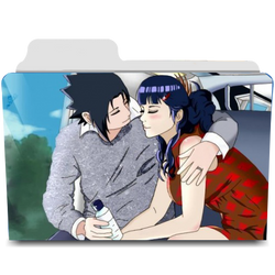 SasuHina folder Icon [Naruto]