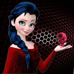 Marinette Ladybug - Frozen style