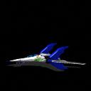 Arwing III Prototype PNG by Tyroth-Dartvyn